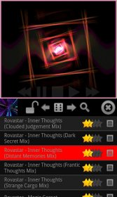 prjM - живые обои и визуализация музыки