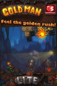 GoldMan HD - полная версия золотоискателя в HD формате