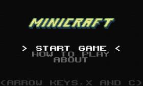 Minicraft - непростая миссия по освобождению мира