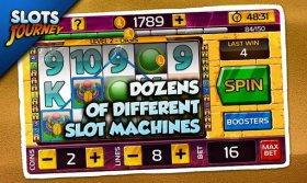 Slots Journey - мир азарта и налички