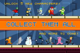 Super Bit Dash - пиксельная бродилка