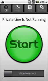 Private Line Call Blocker - фильрт сообщений и звонков