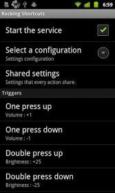 Rocking Shortcuts - назначення новых функций на кнопки регулировки звука