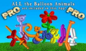 Balloon Animals PRO - инструкция по скручиванию шариков в виде фигур