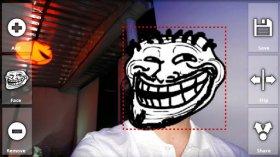ModFace - наложение мемов поверх лица