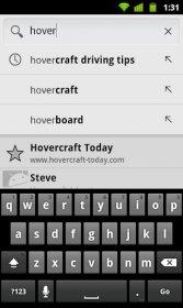 Google Search - быстрый поиск Google