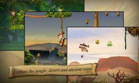 Mac Hunter - приключения забавной обезьянки