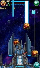 RAIDEN-Sky Force Ace - смертельная схватка в космосе
