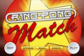 Ring-Pong Match HD – модифицированный настольный теннис