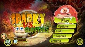Sparky vs Glutters - Спарки против обжорок