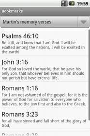 And Bible - чтение Библии на Android-смартфоне
