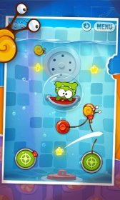 Cut the Rope: Experiments - эксперименты над Ам Нямом