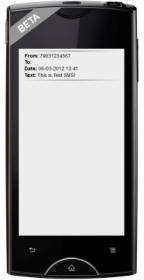 Droid Watcher - отчет входящих вызовов и сообщений определенного номера