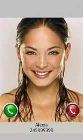 Video Full Screen Caller ID Pro - установка видео или фотографии на звонок