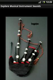 Explore Musical Instrument Sounds - изучение звучания музыкальных инструментов