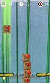Ninja Blocks - блочные башни глазами и руками ниндзи