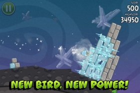 Angry Birds Space - пташки добрались до космоса