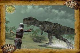 Dinosaur Assassin - убийца динозавров на мотоцикле