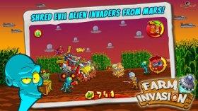 Farm Invasion USA - спасите кукурузу от инопланетян