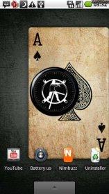 Counter Strike Clock Widget - красивые тематические часы
