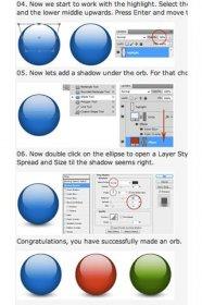 Premium Photoshop Tutorials - наглядные уроки Фотошоп