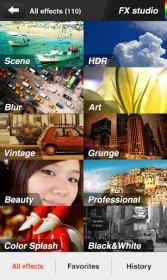 FX Photo Editor - редактируем фотографии на смартфоне