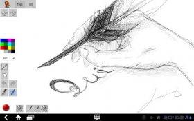 Quill - создание заметок с писаным текстом