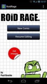 RoidRage Comic Maker - удобное создание комиксов