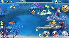 Fish Predator - эволюция рыб