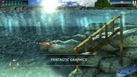 AstroFish HD - баталии с подводными чудовищами