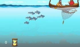 Fishing Adventure - поможем викингам в рыболовстве