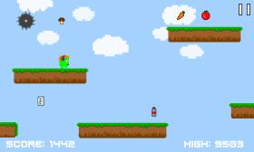 Mixel - платформер для игроков с хорошей реакций