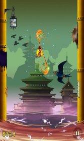 Shaolin Jump - путь от молодого монаха к Шаолиню