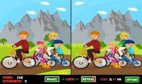 Happy Travel - игра в жанре «найди отличия»