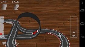 Slot Racing - гонки на автомобилях 80-90х годов
