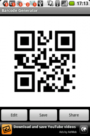Barcode Generator - чтение и создание QR-кода