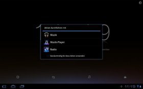 NARF Tablet Radio - огромное количество on-line радиостанций