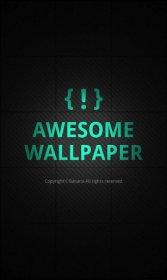 Awesome Wallpapers - коллекция шикарных обоев