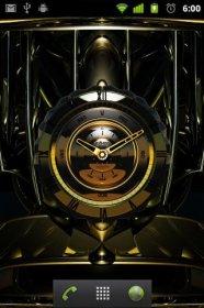 Astoria beautiful clock widget - дизайнерский виджет часов с обоями
