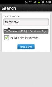 Movie Loop - поиск фильма для просмотра