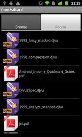VuViewer - отличная программа для открытия DjVu и PDF