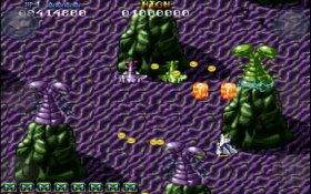 Battle Squadron ONE - битва с инопланетными захватчиками
