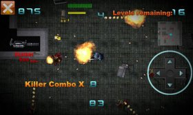 Lockdown Necrosis – Zombies - подавление зомби