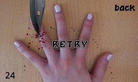 4 Fingers - игра в тычковый нож