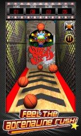 Basketball Shootout - сумасшедшие броски мяча в корзину