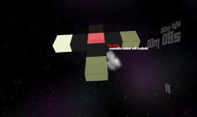 Cosmicube - насколько вы скоординированы?