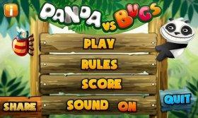 Panda vs Bugs HD - Панда против жуков