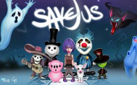 Save Us - защитите персонажей от монстров