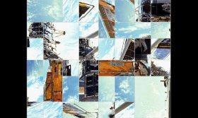 Aa Art Hubble Images - паззл на космическую тематику