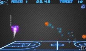 Basketball Shooting - космический баскетбол